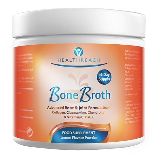 health reach bone broth 120g