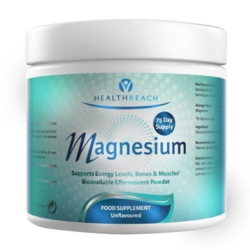 health reach magnesium powder 150g