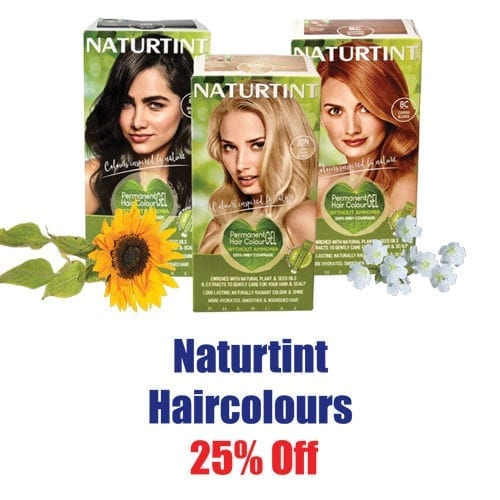 Naturtint 25% Off Range