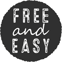 Free And Easy (brand logo)