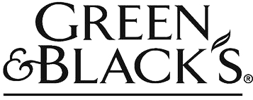 Green and Black's (brand logo)