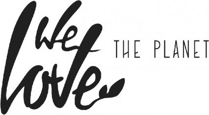We Love the Planet (brand logo)