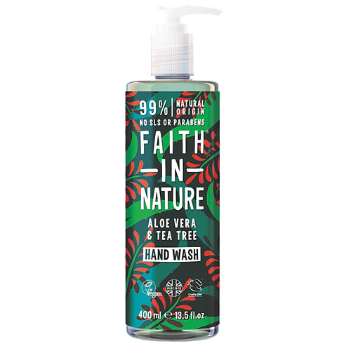 Faith Aloe Tea Tree Handwash