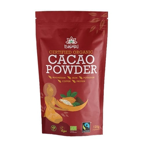 Iswari cacao powder
