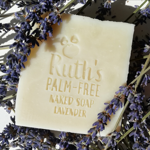 Ruths Naked Lavender soap