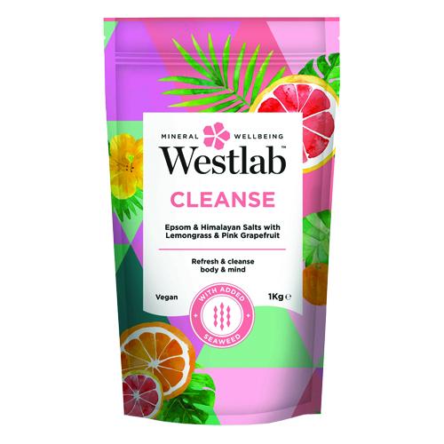 Westlab bath salts 1kg