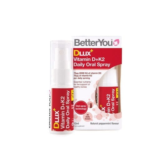 DLux Vitamin D+K2 Oral Spray