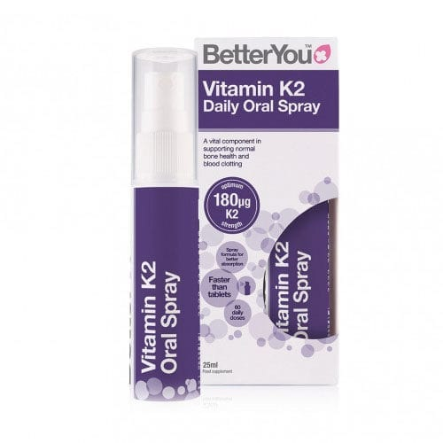 Vitamin K2 Oral Spray 25ml