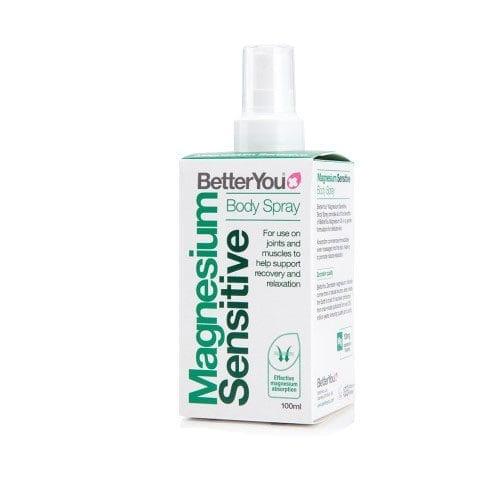 Magnesium Oil Sensitive spray 100ml