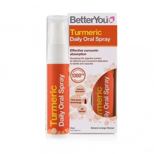 Turmeric Oral Spray 25ml