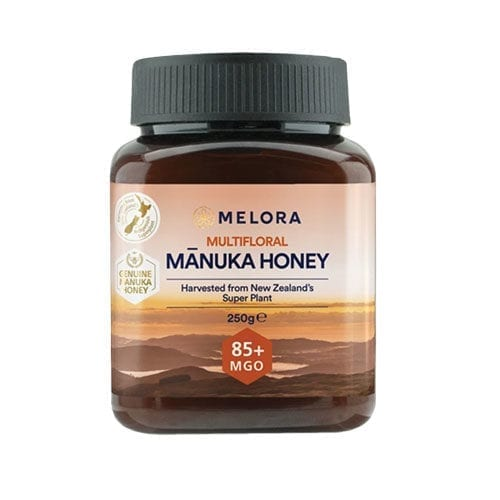 Melora Manuka Honey 85+MGO 375g