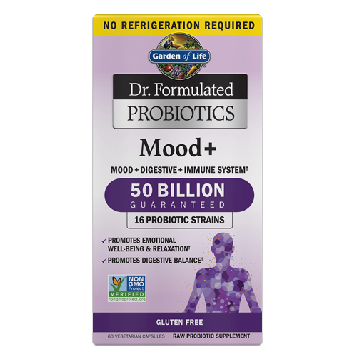 Micrbiome Mood Probiotic