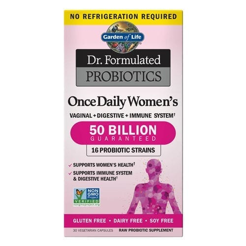 Microbiome Once Daily Women 30 capsules