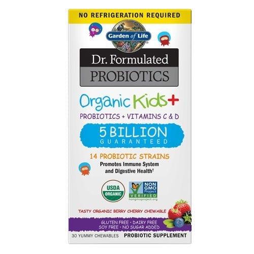 Microbiome Organic Kids 30 Tablets