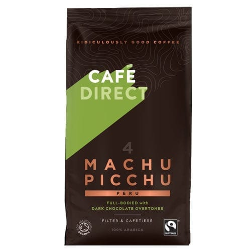 Cafe direct Ground Machu Picchu coffee