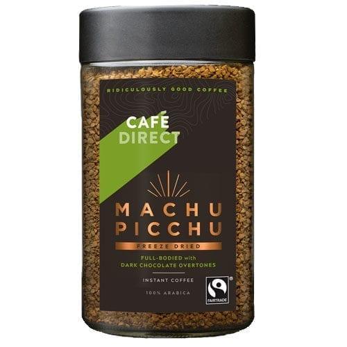 Machu Picchu instant coffee 100g
