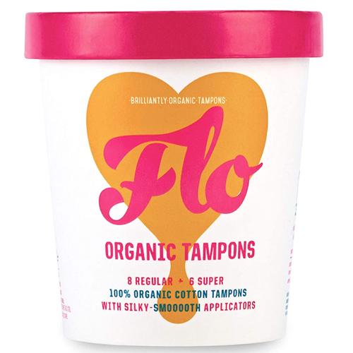 Flo Applicator Tampons