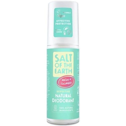 Salt of the earth Melon cucumber deodorant spray