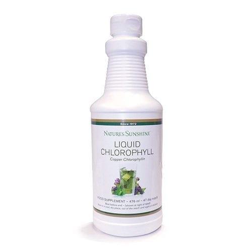 NS liquid chlorophyll 473ml