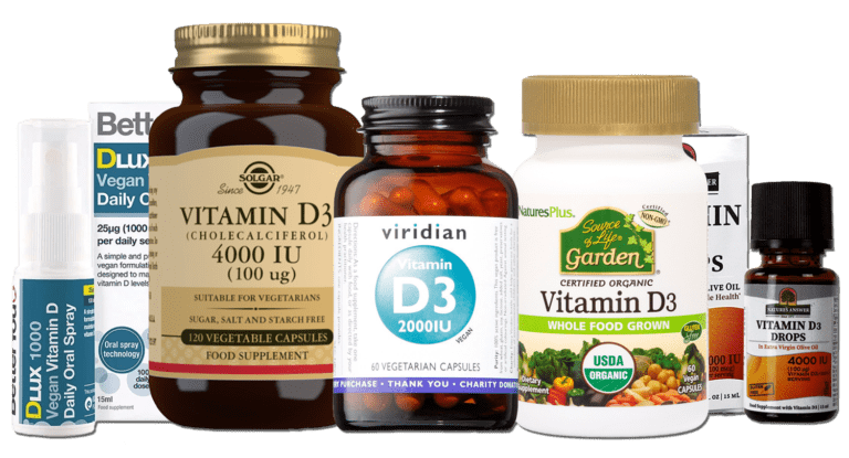 Vitamin D products