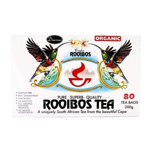 Dawsons Rooibos tea