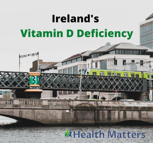 Vitamin D Deficiency Ireland
