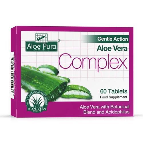 Aloe Pura Gentle action complex 60 tablets