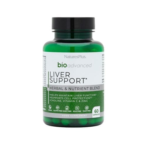 Natures Plus BioAdvanced Liver Support