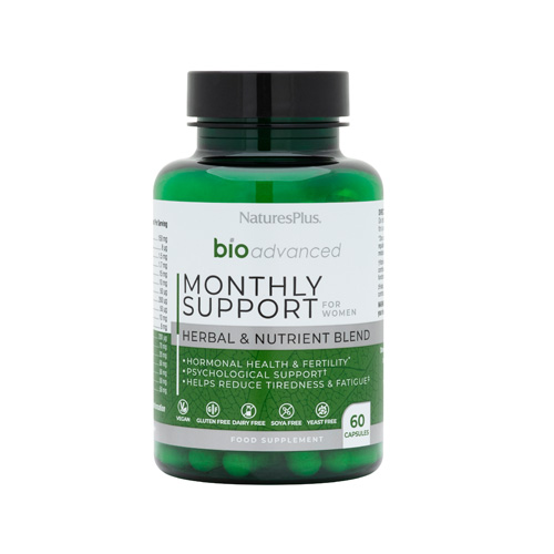 Natures Plus Bioadvanced Monthly support