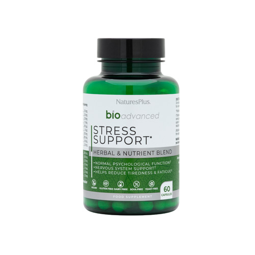 Natures Plus BioAdvanced Stress support