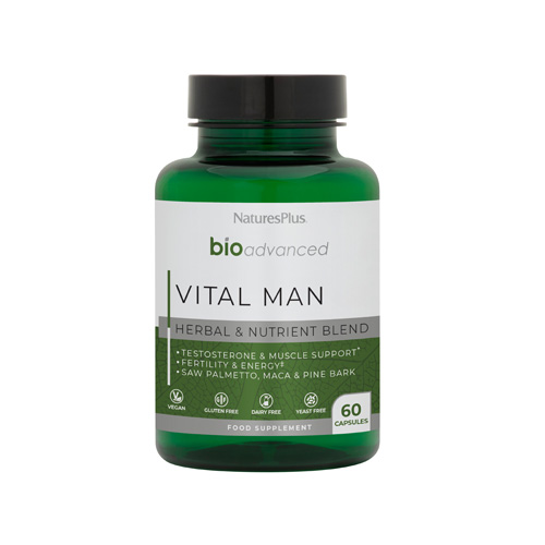 Natures Plus BioAdvanced Vital Man