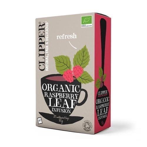 Clipper Raspberry leaf tea