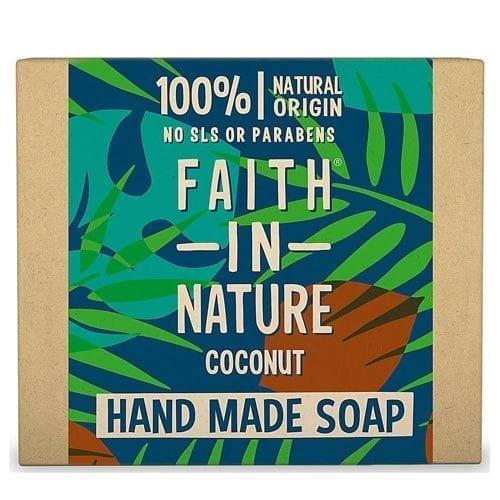 Faith in nature Coconut soap bar