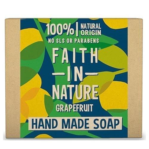 Faith Grapefruit soap bar