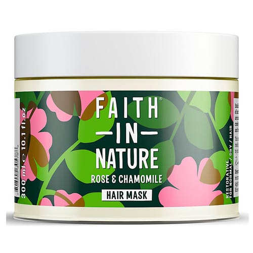 Faith In Nature Rose & Chamomile Hair mask 300ml