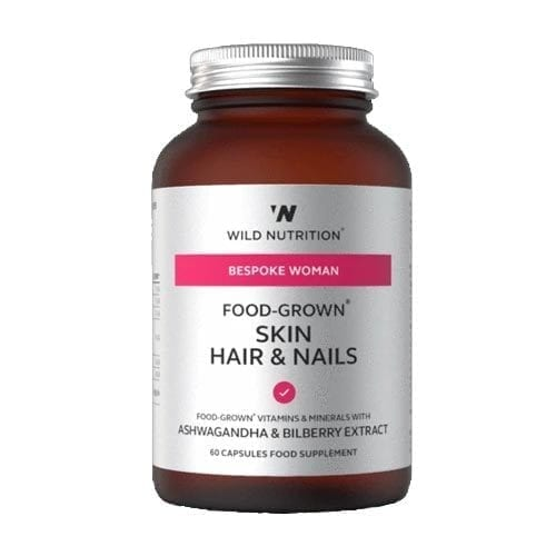 Wild Nutrition Skin Hair and Nails