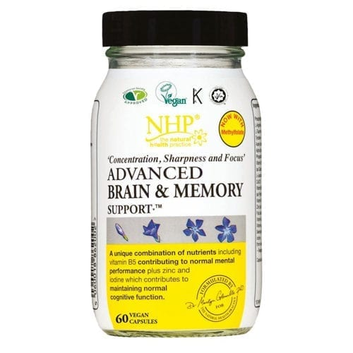 NHP Advanced Brain And Memory Support