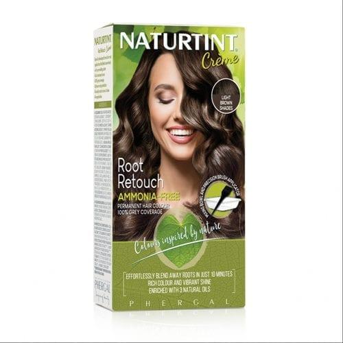 Naturtint Root Retouch cream light brown