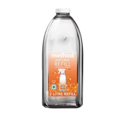 Method Orange Yuzu refill 2ltr