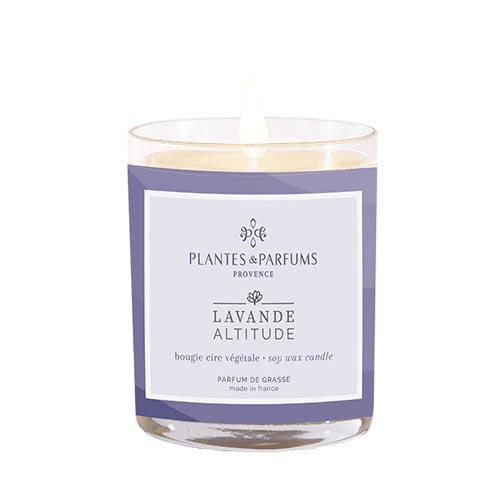 Plantes & Parfums Lavender candle