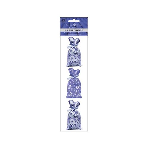 Plantes & Parfums Lavender floral bags