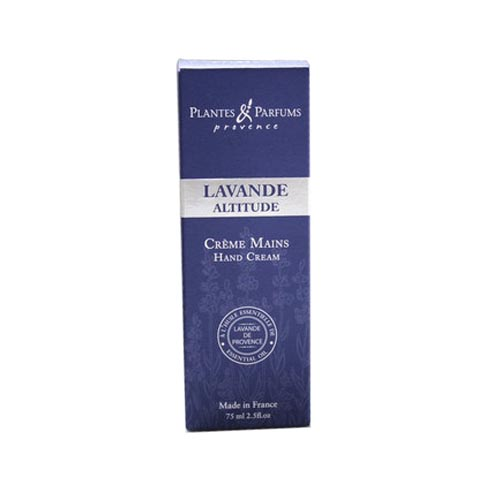 Plantes & Parfums Lavender hand cream 75ml