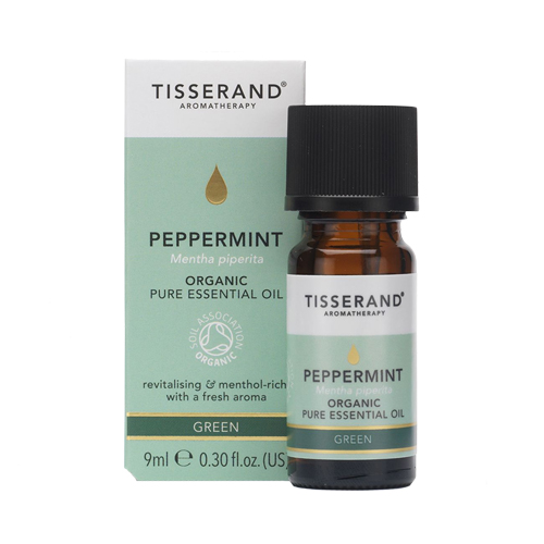 Tisserand Organic Peppermint Oil