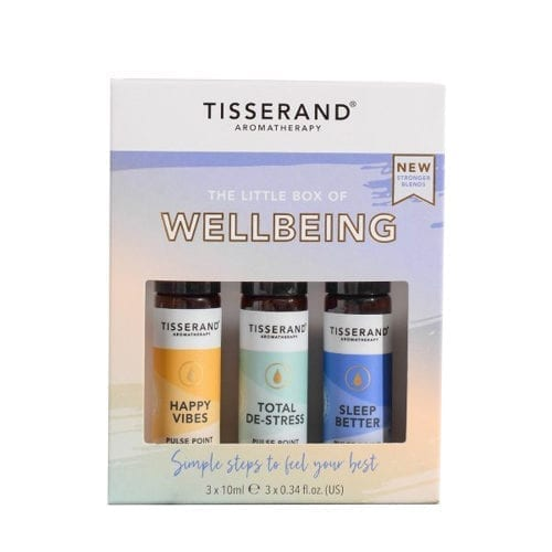 Tisserand wellbeing box