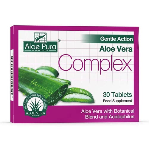 Aloe Pura Gentle action complex 30 tablets