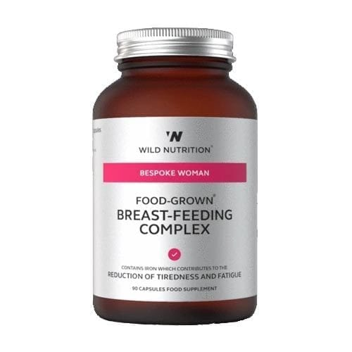 Wild Nutrition Breast Feeding Complex