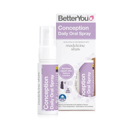 Better You Conception Oral Spray 25ml