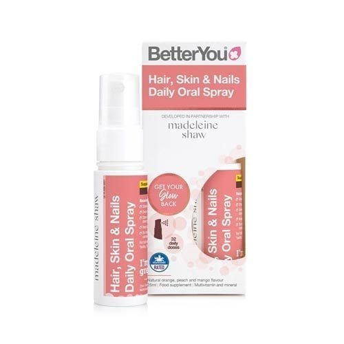 Better You Hair, Skin and Nails spray