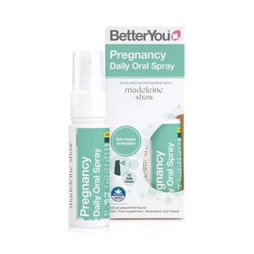 Better You Pregnancy spray 25ml