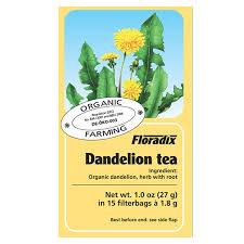 Salus Dandelion tea